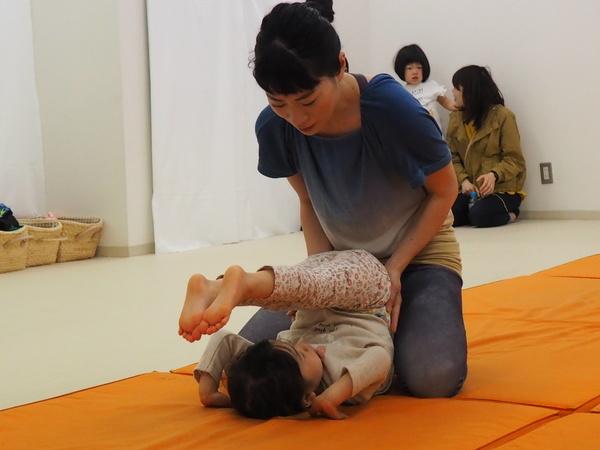 KIDS体操クラス冬期講習の予定
