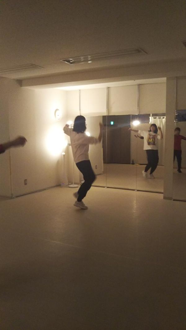 体験レポート『K-POPダンス』